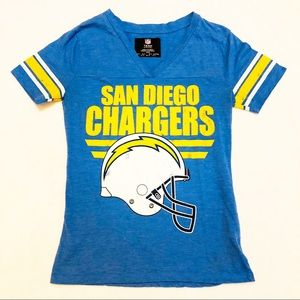 NFL SAN DIEGO CHARGERS SHIRT